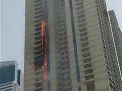 Fire In 75-Storey Dubai Tower Flags Skyscraper Safety Concerns