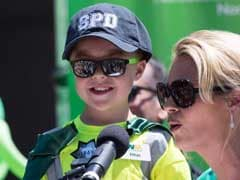Wish Granted: 6-Year-Old Is Garbage Man For A Day