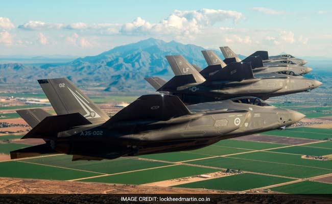 The US Air Force Is Close To Declaring The Controversial F-35 Ready For Combat