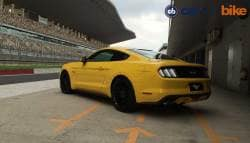 2016 Ford Mustang India Review
