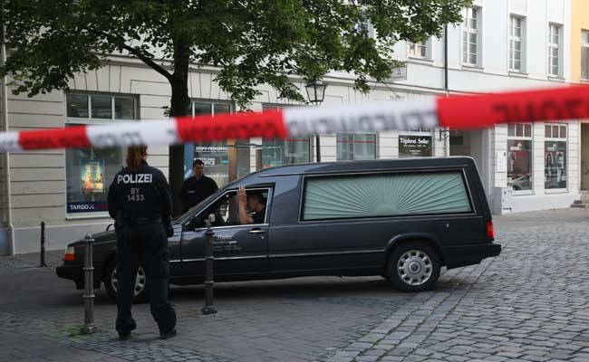 Suitcase filled with aerosols detonated near Nuremberg