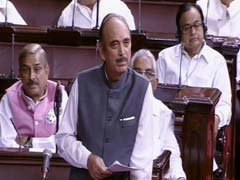 Have Asked Forces in Kashmir To Use Maximum Restraint: Rajnath Singh In Parliament