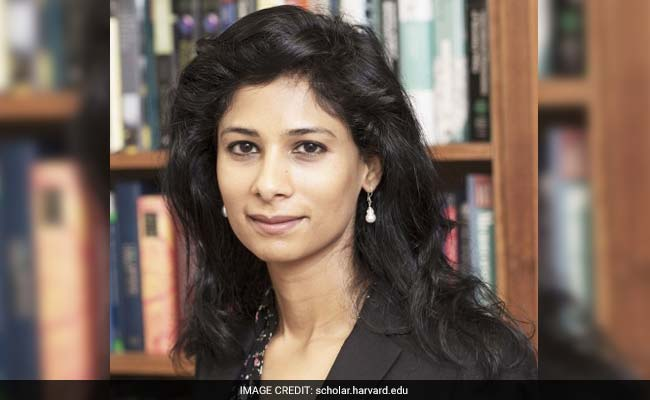 Lucky To Get Her, Says Kerala Chief Minister About Harvard's Gita Gopinath