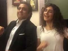 When 'King of Swag' Govinda Danced to His '90s Hit With Ragini Khanna