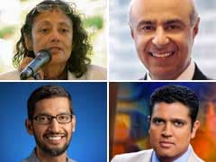 4 Indian-Americans Honoured With Great Immigrants Award