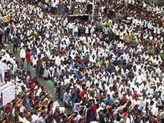 Gujarat Dalits Unite In Mega Rally Sending Stern Message To BJP Government