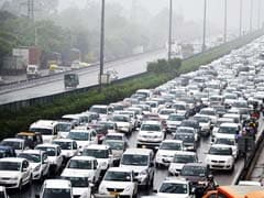 458 Vehicles Impounded In Gurgaon For Violating Traffic Norms