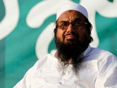 Hafiz Saeed Says Burhan Wani Funeral Procession Led By Lashkar 'Ameer'