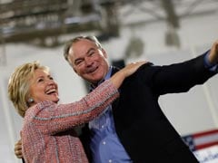 Democrat Hillary Clinton Picks Tim Kaine As Vice Presidential Running Mate