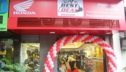 Honda Motorcycle India Inaugurates 100th Best Deal Used Two Wheeler Dealership