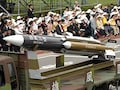 Taiwan Mistakenly Fires Supersonic 'Carrier Killer' Missile Towards China