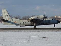 2 Government Ships Conducting Searches For Missing AN-32 Aircraft