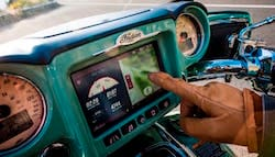 Indian Motorcycle Adds Ride Command Infotainment System on 2017 Cruisers