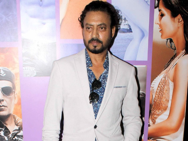 Irrfan Khan 'Wanted' to Make Film on Mahasweta Devi