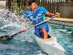 Brazil's Olympic Canoeist Isaquias Queiroz: A Man In A Hurry