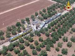 25 Dead, 50 Injured As Trains Collide In Southern Italy