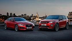 Jaguar Land Rover Reports Record Sales in the First Half of 2016