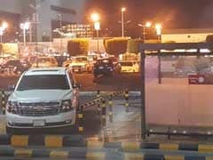 Suicide Attack Near US Diplomatic Site In Saudi Arabia's Jeddah