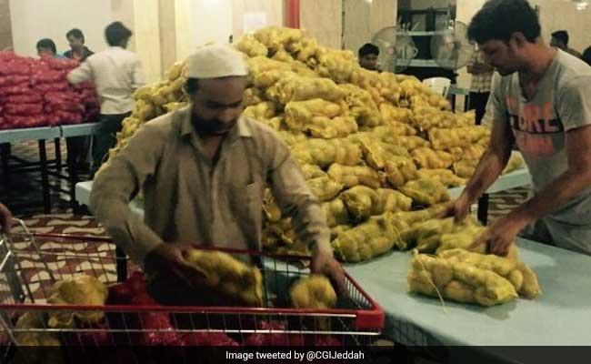Over 10,000 Indians Facing Food Scarcity In Saudi Arabia, Says Sushma Swaraj