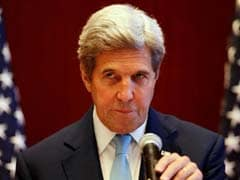 John Kerry To Visit Turkey On August 24: Foreign Minister