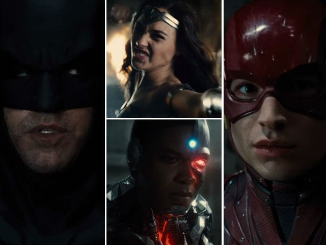 Justice League, Wonder Woman and Comic-Cons' Other Blockbuster Previews
