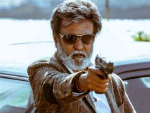 For Rajinikanth's Kabali, a Special Poster From Son-in-Law Dhanush