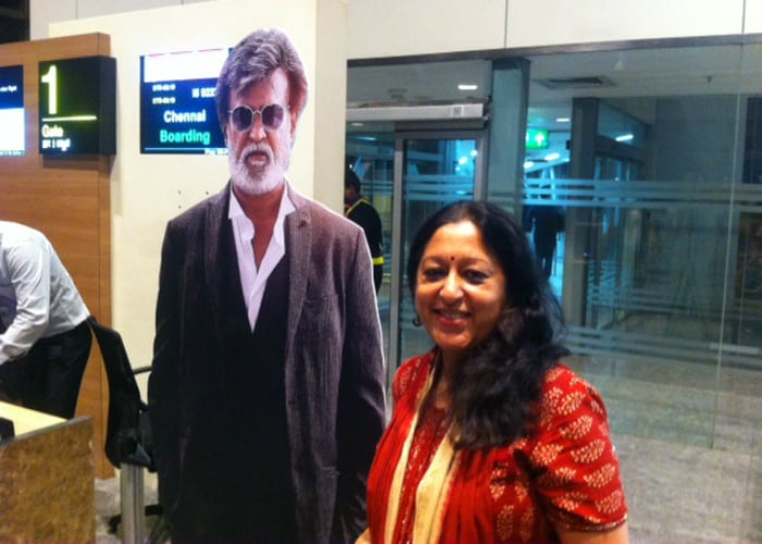 Holiday in parts of India as fans revel in Rajinikanth film