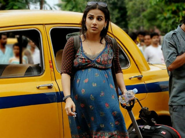 Thrillers Are 'Not Just About Bad Guys.' Vidya Balan Explains
