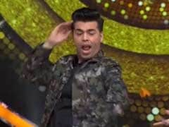Ever Seen Karan Johar Dance Like Kareena? We Promise This is Epic