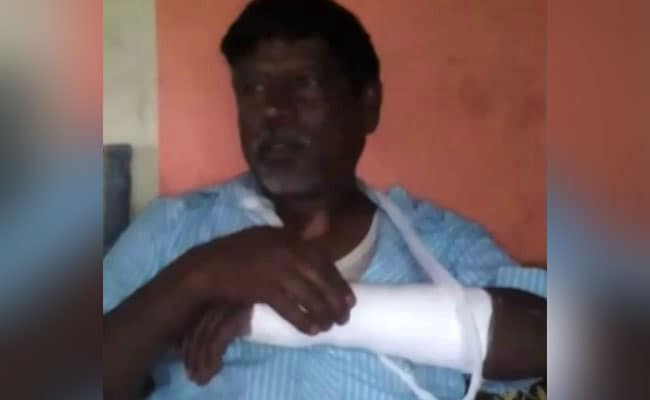 Dalit Family Attacked In Karnataka Allegedly Over Rumours Of Eating Beef