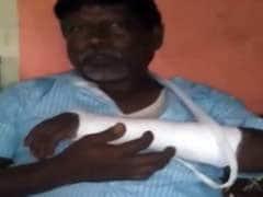 Dalit Family Attacked In Karnataka Over Beef Rumours
