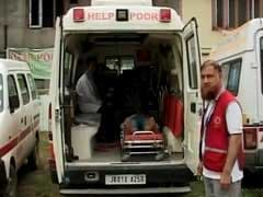 Kashmiris Turn to Ambulance Driving As Protests, Injuries Spiral
