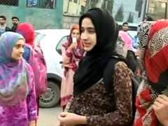 Despite Unrest, Thousands Appear For Common Entrance Test In Kashmir