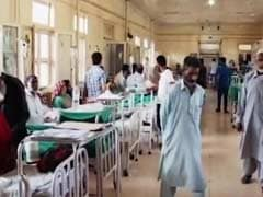 As Kashmir Hospitals Struggle With Eye Injuries, Centre Rushes Doctors' Team
