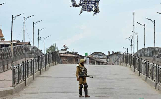 Centre Forming Track 2 Team For Dialogue In Kashmir: Sources