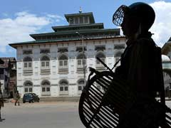 Curfew In Force In Srinagar, Normal Life Disrupted In Valley