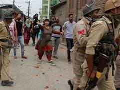 Gun-Toting Terrorists At Kashmir Rallies Worry Forces
