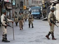 Extra Forces Called Into Kashmir During 5-Month Unrest, To Be Withdrawn
