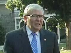 संयुक्त राष्ट्र महासचिव बनना चाहते हैं ऑस्ट्रेलिया के पूर्व प्रधानमंत्री केविन रड