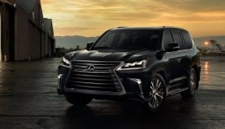 Lexus LX 450d Imported to India for Homologation