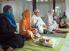 In Break From Tradition, 40 Women Attend Prayers At Lucknow Eidgah