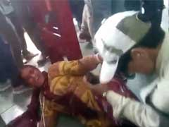 Muslim Women Beaten Over Beef Rumour, Spectators Film Attack, Cops Watch