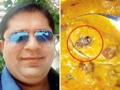 Mumbai Man Falls Sick After Being Served Cockroach In Meal On Flight