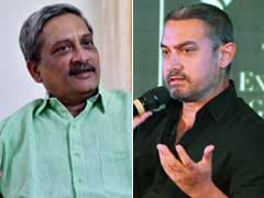 Criticised For Jibe At Aamir Khan, But Manohar Parrikar Holds His Ground