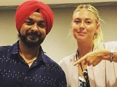 Maria Sharapova, Harvard Student. Here's What Campus Life is Like For Her