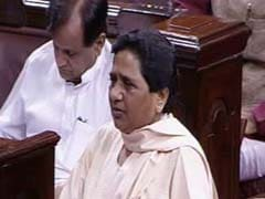 Mayawati Dares BJP To Hold Polls Using Ballot Papers