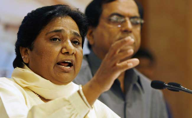 'Dalits Don't Need Your Sympathy': Mayawati Attacks PM Narendra Modi