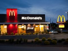 Mcdonald's Sales Rise Globally, But Dip In US