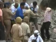 4 Killed After Building Collapses During Demolition Drive In Meerut