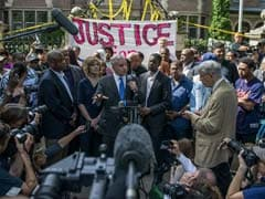 Protests Calls For Justice After Police Shooting In Minnesota